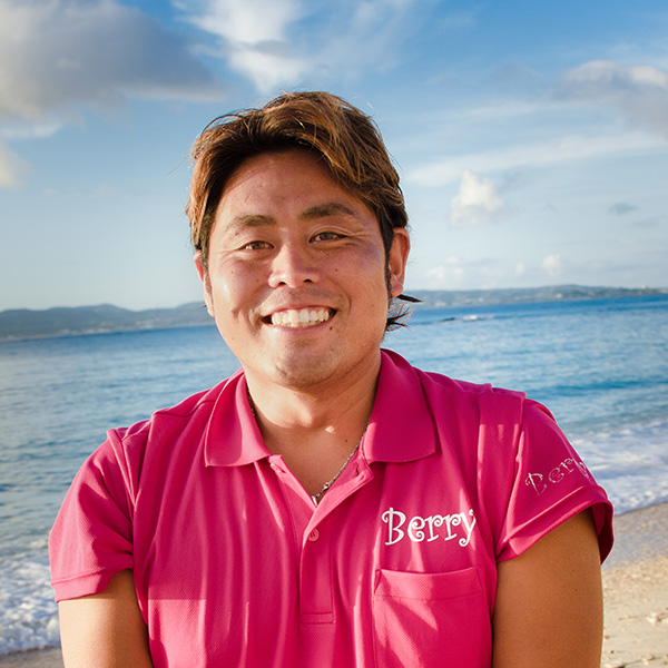 伊藤寛インストラクター:現場の良き指導者