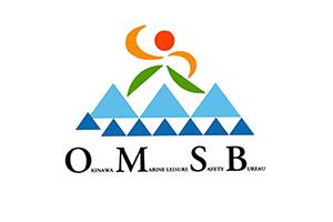 OMSB(沖縄マリンレジャーセイフティービューロー)ロゴ