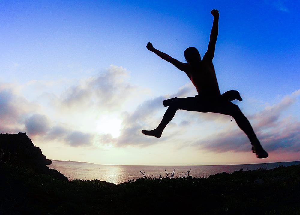 人生、楽しいが一番!
