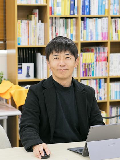 斉藤 圭祐さん(スタッフ紹介)
